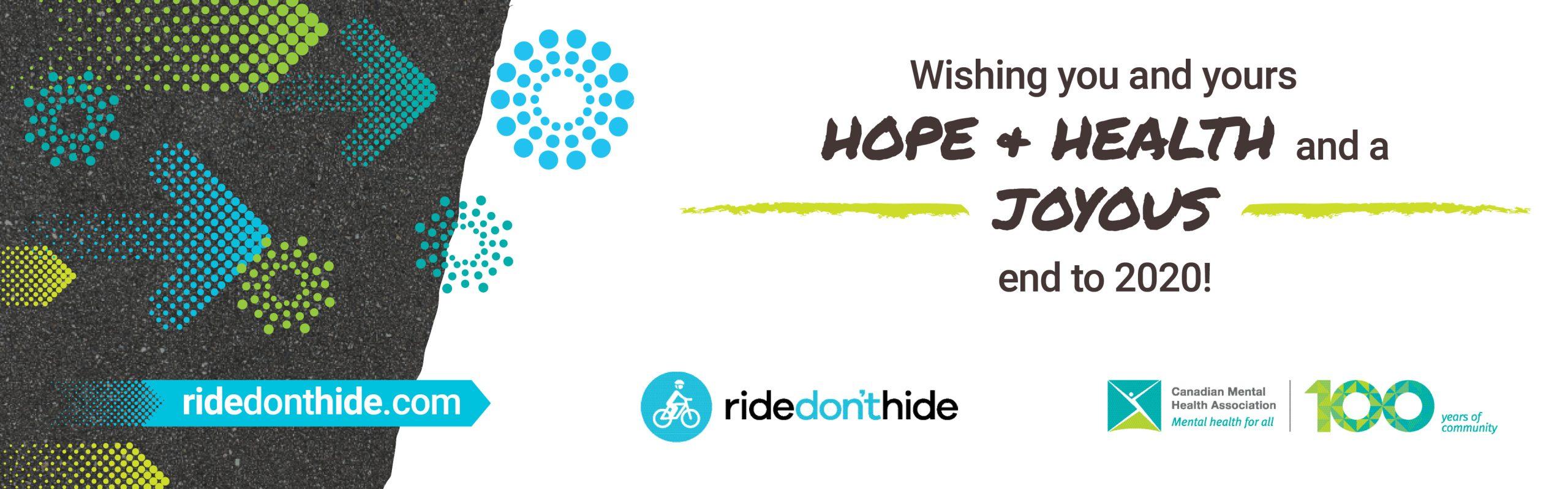Ride Don't Hide Virtual 2020